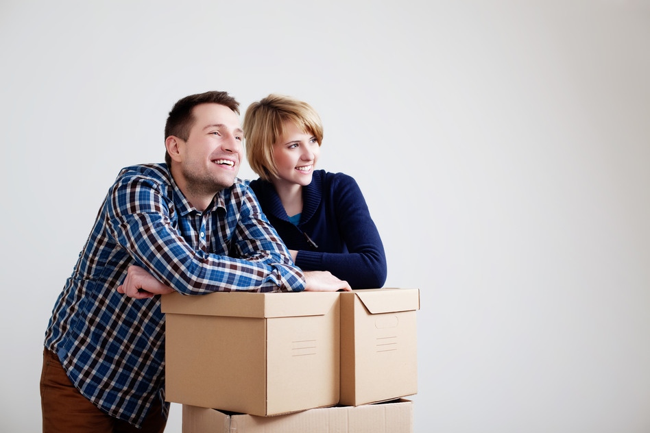 Couple just got approved for financing their mortgage